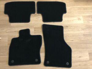 Original-VW-Golf-7-8-Fussmatten-Velours-Set-CUP-Sondermodell-ab-Bj-2012-NEU
