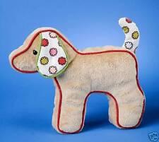 NWT Douglas Plush Gingerbread Cookie Tan Dog New Soft Stuffed Animal Toy