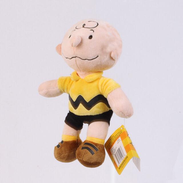 Peanuts Charlie Brown Kohls Cares Plush Doll Figure Toy 12 Inch Ebay