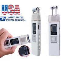 Usa Microcurrent Galvanic Roller Face Lift Skin Care Therapy Home Spa Use