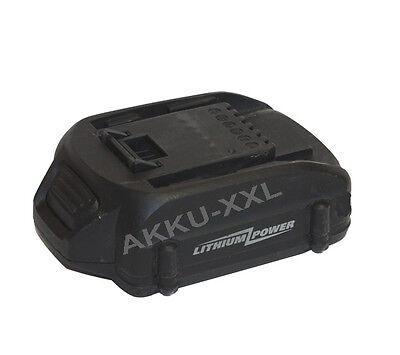 Akkuzellentausch für Worx 18V 2,0Ah Li-ionen Akku mit Samsung Markenzellen