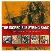 The Incredible String Band - Original Album Series (2012)