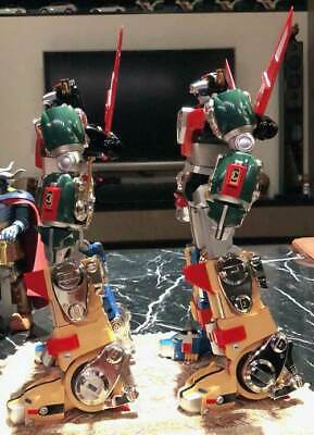 Intellective Gx-71 Voltron Kit Upgrade Metal Alloy Extension Legs Bandai Soul Of Chogokin New