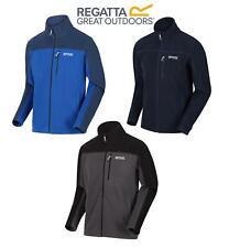 Regatta Mens Fellard Fleece Jacket Full Zip Up Coat