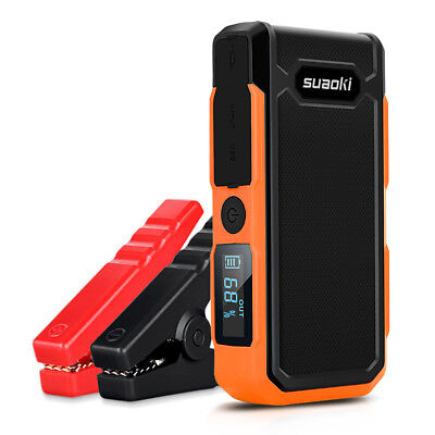 Car Jump Starter 20000mAh Auto Emergency SOS Battery Charger Booster Power Bank
