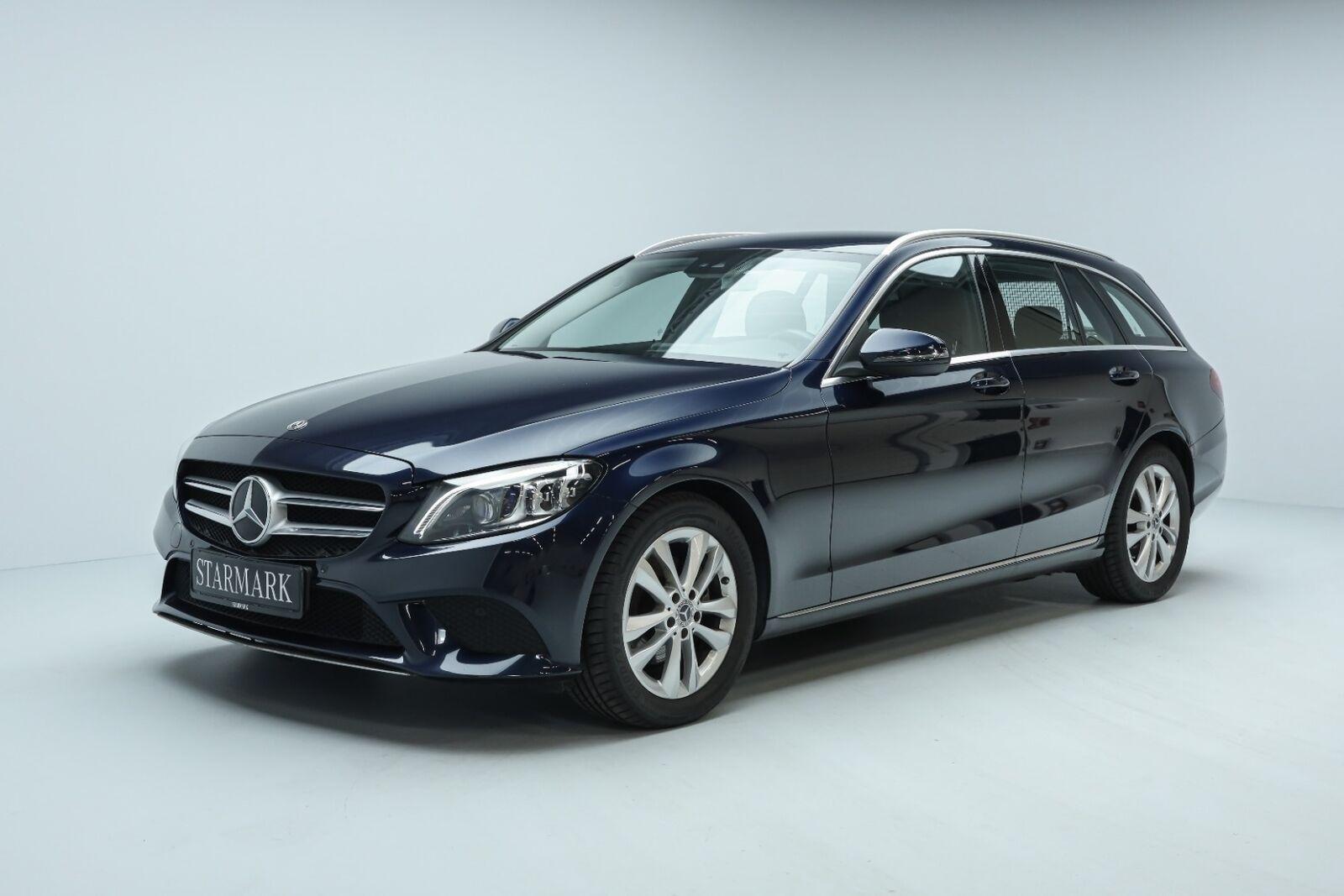 Mercedes-Benz C220 d 2,0 Avantgarde stc. aut.