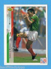 Figurina/CARDS-UPPER DECK 94 -WC USA 94- n.21- AMBRIZ - MESSICO
