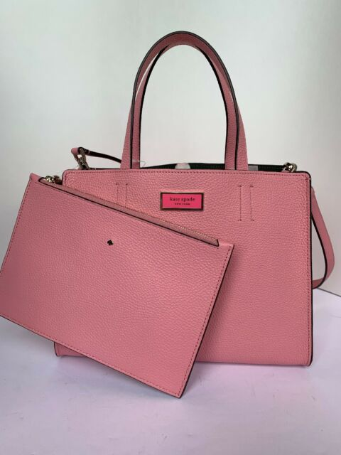 Kate Spade Sam Medium Satchel Rococo pink classy beautiful