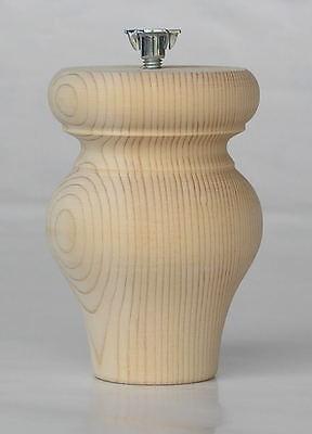 """5/"""" Grand pin tulipe Pied Boulon /& T 83 mm * 120 mm en bois choisir quantité A4TFT"""