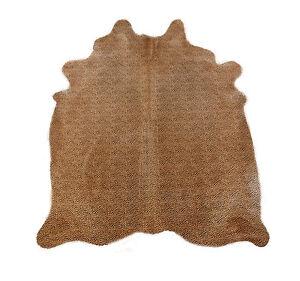 DESIGN-Tapis-en-cuir-de-vache-fourrure-taureau-Leo-imprime-200-x-160-cm