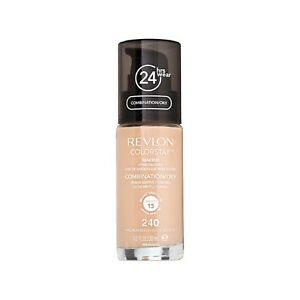 REVLON-Colourstay-24HRS-Wear-PUMP-MakeUp-COMBINATION-OILY-240-MEDIUM-BEIGE