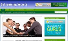 Outsourcing Blog Ready Made Affiliate Website Free Hosting Setup