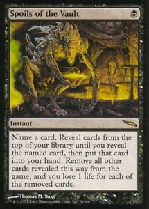 Spoils-of-the-Vault-NM-Mirrodin-Magic-MTG