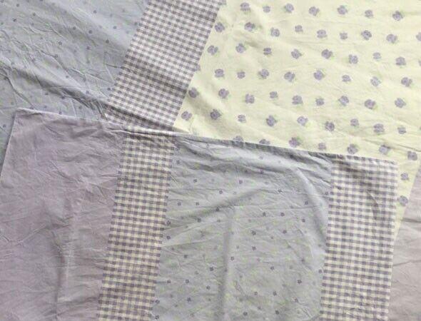 Sengetøj, TO sæt fra det engelske stormagasin ebenhams