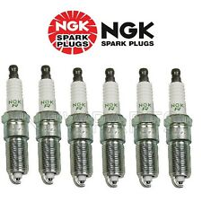 4 x NGK V-Power Plug Spark Plugs 3672 LFR6A-11 3672 LFR6A11 Tune Up Kit sw