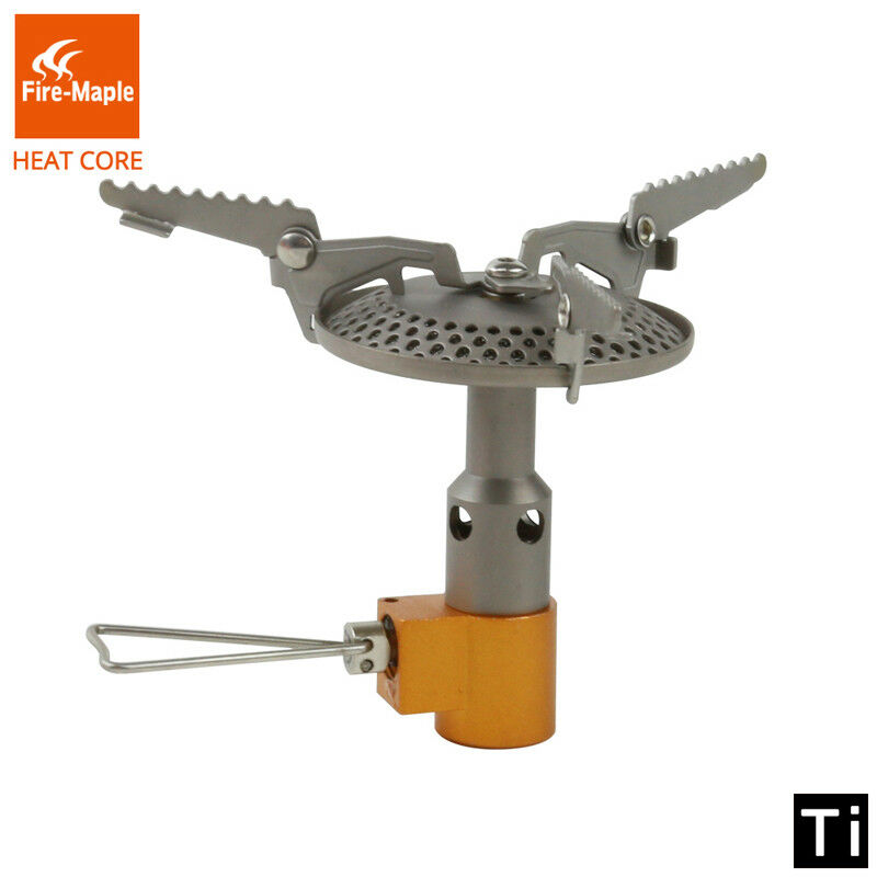 Fire Maple  Titanium Gas Outdoor Camping Outdoor Stove Burner Folding 45g 2820W  come to choose your own sports style