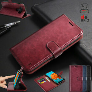 For-LG-K51-LG-Reflect-LG-Q5-Case-Flip-Leather-Wallet-Cover-RFID-Blocking-Cases