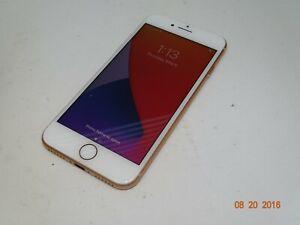 Apple iPhone 8 - 64GB - Gold (Unlocked) A1905 (GSM) Smartphone