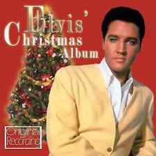 Elvis Presley - Elvis' Christmas Album CD