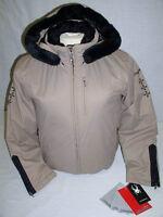 $350 Spyder Divine Insulated Ski Jacket Womens 4 Uk 6