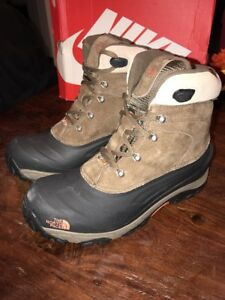 The-North-Face-Men-039-s-Chilkat-II-Boots-Brown-Size-10-5-Men-039-s-New