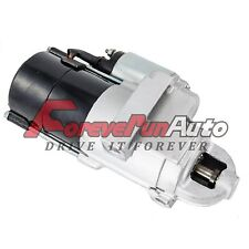 """New Offset High Torque Starter Motor for Chevy SBC 350 BBC 454 11"""" 168T PC2104"""