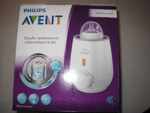 Multiple Variations Philips AVENT Bottle Warmer Fast