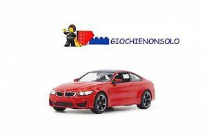 Jamara 404565 - Bmw M4 Coupe 1:14 Rosso 27 Mhz