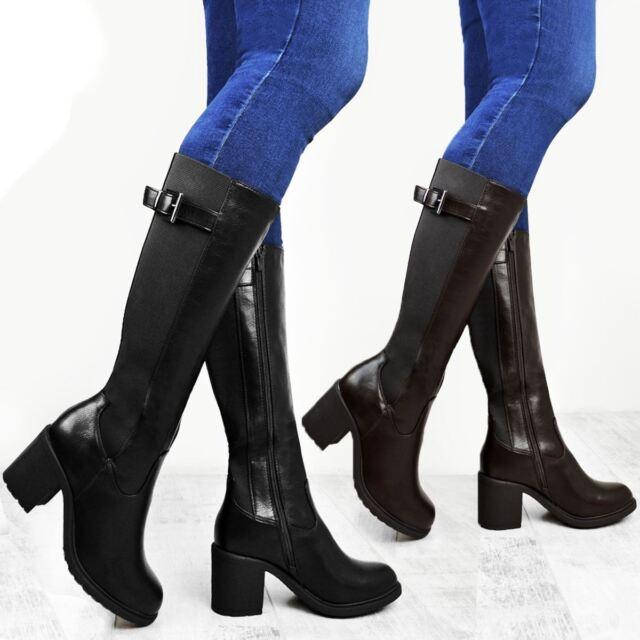 M\u0026s Footglove Real Suede Flexi Leg