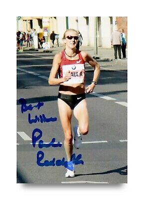 Paula Radcliffe, U.K. from Hot Bods: Olympics Edition