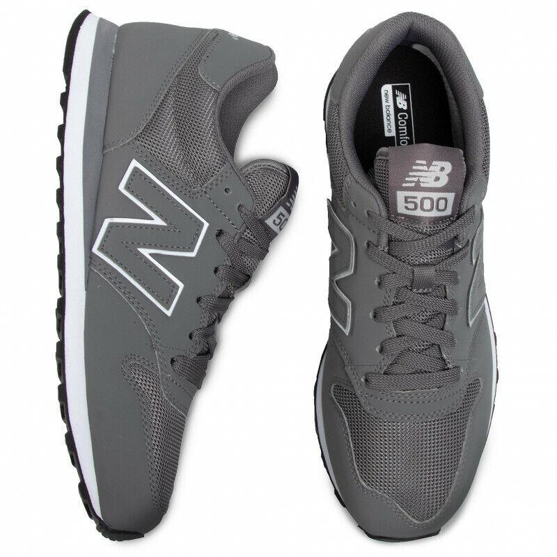 NEW BALANCE รองเท้าวิ่งผู้ชายเทรนเนอร์สนีกเกอร์รองเท้า GM500 แบรนด์แท้ใหม่ - C'mon » TikTokJa Video Downloader