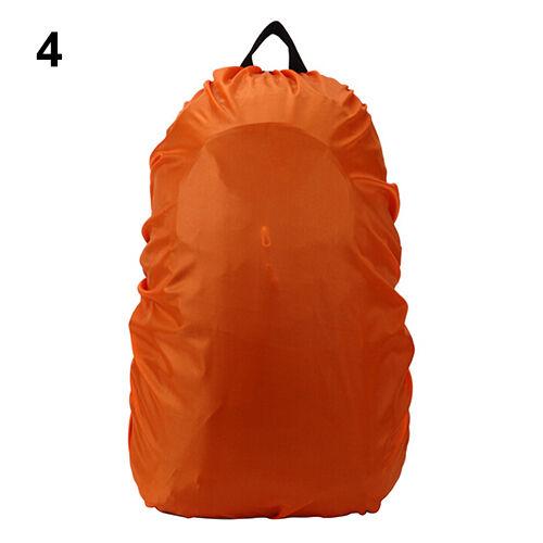 EG/_ Waterproof Rainproof Backpack Rucksack Rain Dust Cover Bag for Camping Hikin