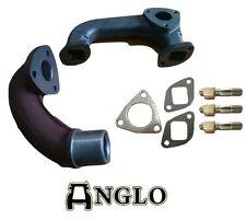 Massey Ferguson Manifold Exhaust Elbow Gasket & Stud Kit MF 35 35x 135 Perkins