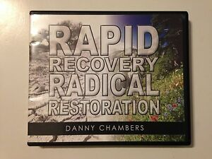 Rapid-Recovery-Radical-Restaration-by-Danny-Chanbers-CD-2-Disc-Set-Very-Good