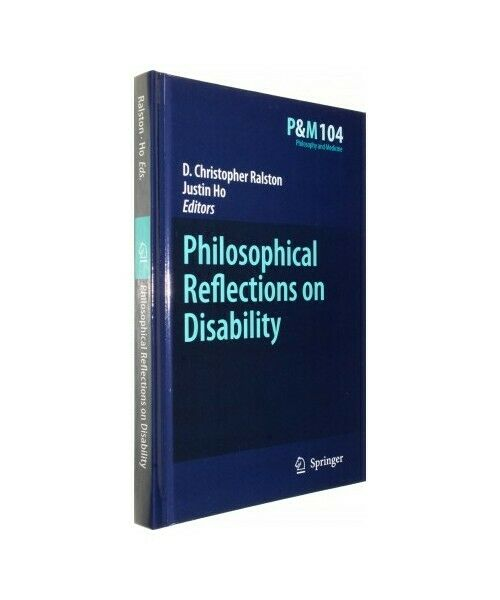 """""""Philosophical Reflections on Disability"""""""
