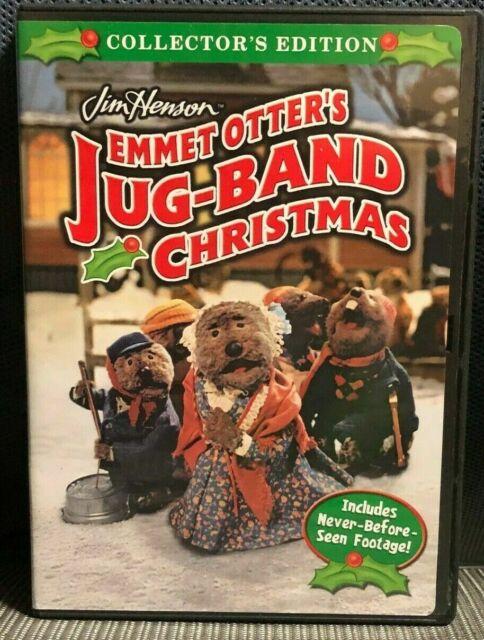 Emmet Otter Jug Band Christmas.Emmet Otters Jug Band Christmas Dvd 2005