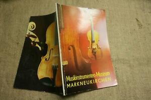 alte-Musikinstrument-Markneukirchen-1975-Blasinstrumente-Streichinstrumente