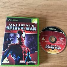 Ultimate Spider-Man Xbox Game | PAL Boxed | Marvel Action Spiderman