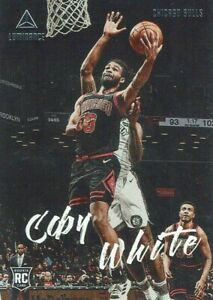 NBA-Panini-Trading-Chronicles-2019-2020-Rookie-Card-No-145-Coby-White