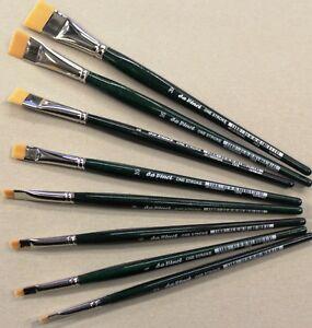 Da-Vinci-Pinselserie-034-one-stroke-034-verschiedene-Groessen