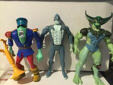 Mako, Ray , Bizzarly Figures from the LJN TIGERSHARKS