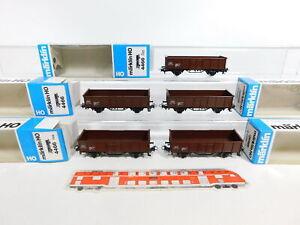 Ci771-1-5x-Marklin-h0-ac-4466-wagons-OBB-kleinteil-a-sorties-precoces-neuf-dans-sa-boite