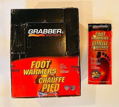 Grabber Insole Foot Warmers - Long