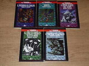 Howard-P-Lovecraft-SERIE-COMPLETA-I-CLASSICI-DEL-FANTASTICO-HOBBY-amp-WORK