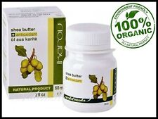 100% Puro Natural shea butter oil Anti Age & Arruga regenerar Antioxidante