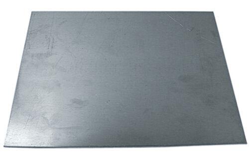 Aluminium Tôle 2,5 mm 200x250mm Plaque Support des renforts prix de base 198 €//qm