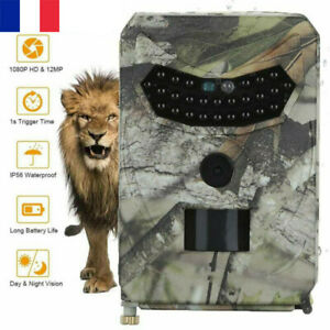 1080P-Camera-de-Chasse-Cachee-Nocturne-infrarouge-26LEDs-lumieres-HD-Nuit-Vision