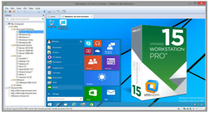 VMware Workstation 15 Pro + Player for Windows Lifetime ...