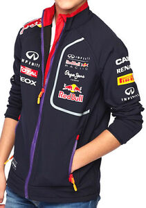 15ba06977e3 AUTHENTIC PEPE JEANS INFINITI RED BULL RACING F1 TEAM 2014 KIDS ...