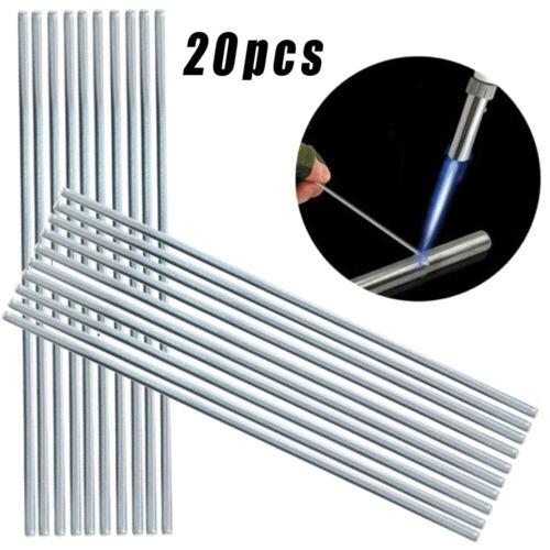 20pcs 33cm Low Temperature Aluminum Welding Rod Electrodes Welding Sticks Rods